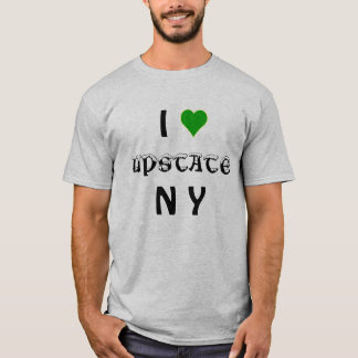 I Love Upstate NY T-Shirt