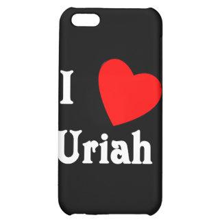 I Love Uriah iPhone 5C Case
