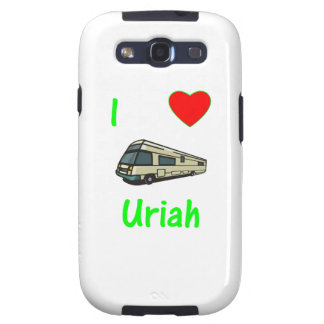 I Love Uriah (pic) Galaxy S3 Cover