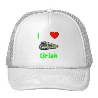I Love Uriah (pic) Hats