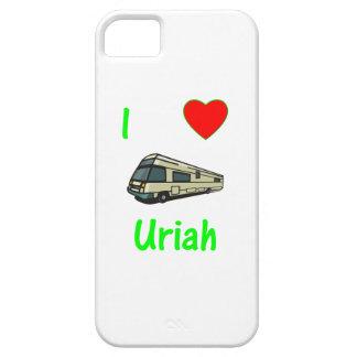 I Love Uriah (pic) iPhone 5 Covers