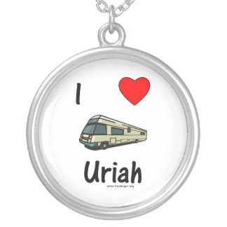 I Love Uriah (pic) Necklace