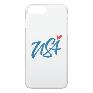 I love USA iPhone 8 Plus/7 Plus Case