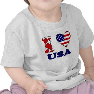 I love USAS Tshirts