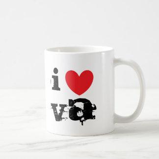 I Love VA Mug