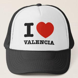 I Love Valencia Trucker Hat