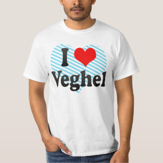 I Love Veghel, Netherlands T Shirts