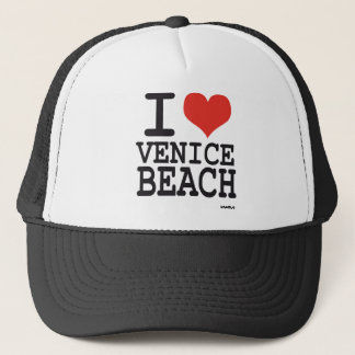 I love Venice Beach Trucker Hat