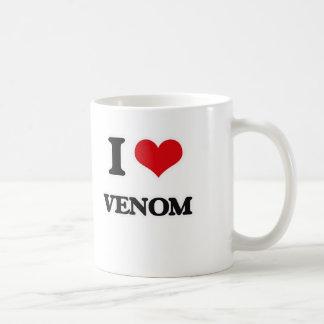 I Love Venom Coffee Mug