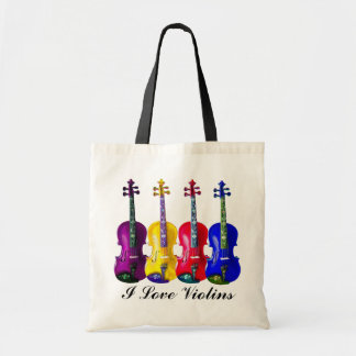 I LOVE VIOLINS-BAG