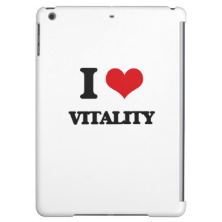 I love Vitality iPad Air Cases