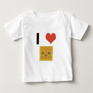 I love Waffles Baby T-Shirt