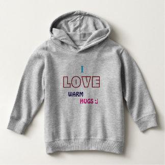 I love warm hugs (kids ver.) t shirt