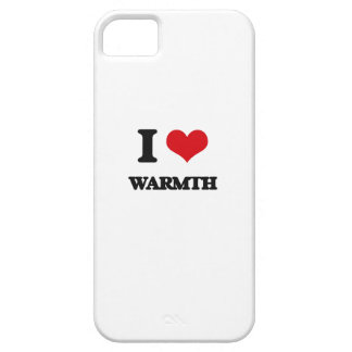 I love Warmth iPhone 5 Covers