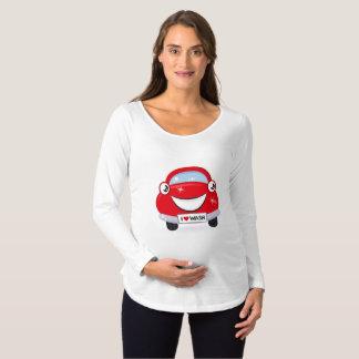 I love wash Maternity T-Shirt