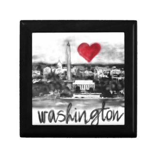 I love Washington Gift Box