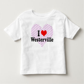I Love Westerville, United States Toddler T-shirt