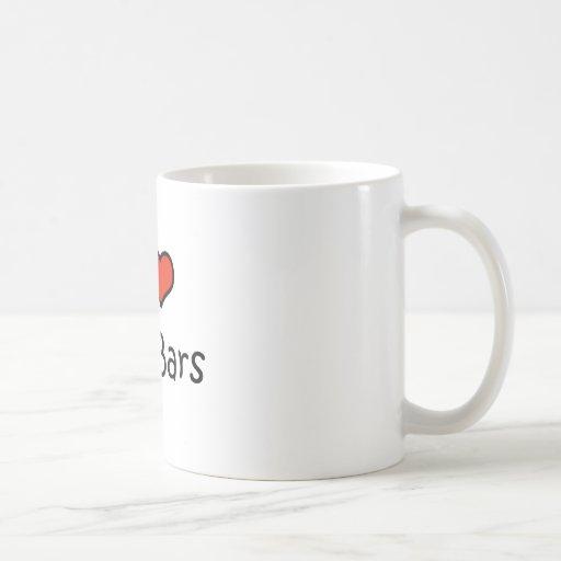 I Love Wet Bars Mugs