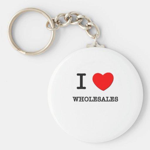 I Love Wholesales Key Chain