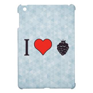 I Love Wild Berries Cover For The iPad Mini