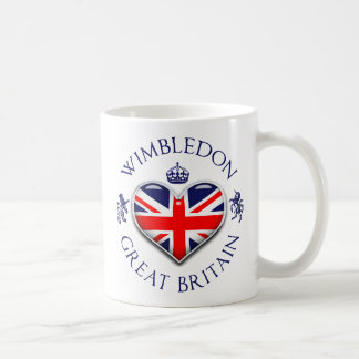 I Love Wimbledon Coffee Mug
