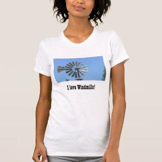 I love Windmills! T-Shirt
