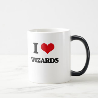 I love Wizards Magic Mug
