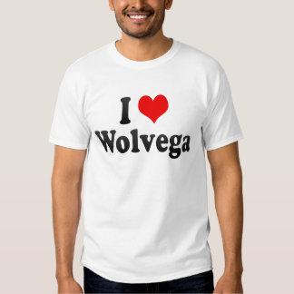 I Love Wolvega, Netherlands T Shirts