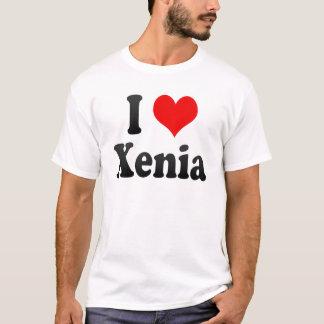 I Love Xenia, United States T-Shirt