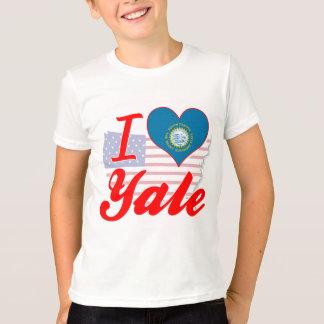 I Love Yale, South Dakota T-Shirt