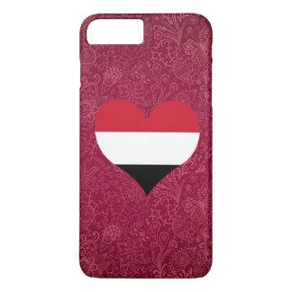 I Love Yemen iPhone 7 Plus Case