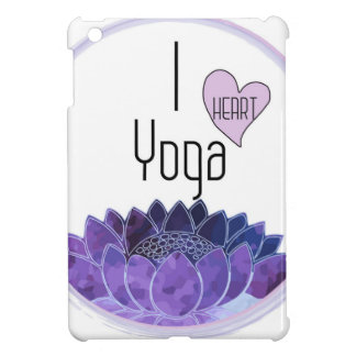 I Love Yoga Cover For The iPad Mini