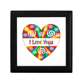 I Love Yoga Gift Box