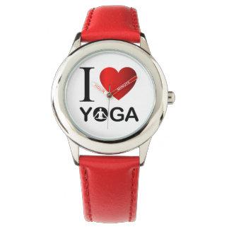 I love yoga watch