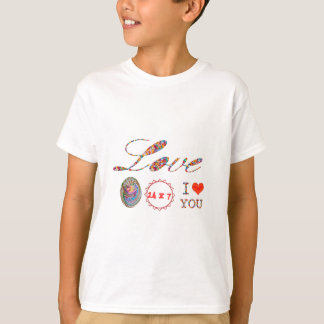 I Love YOU - A gift of expression for everyone T-Shirt