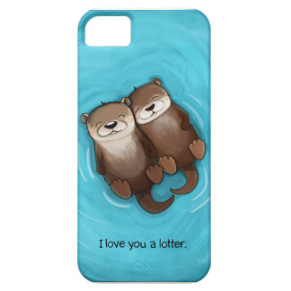 I Love you a Lotter iPhone 5 Covers