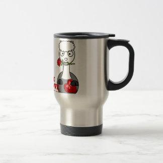 i love you alpaca travel mug