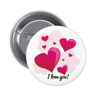 I Love You! Button