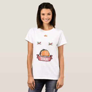 I Love You Everything Taco Cinco De Mayo T-Shirt