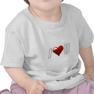I love you gifts t shirt