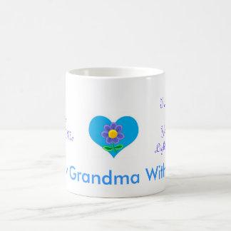 I Love You Grandma Coffee Mug