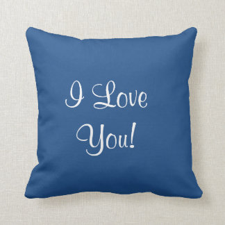 I Love You, I Love You More Beautiful Pillow Gift