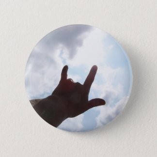 I LOVE YOU in Sign Language 2 Inch Round Button