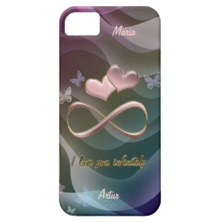 I love you infinitely iPhone 5 cover