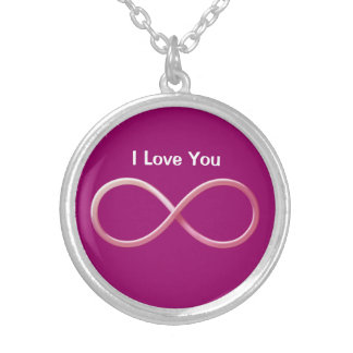 I Love You Infinity | Necklace