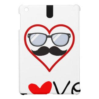 I Love You iPad Mini Cases