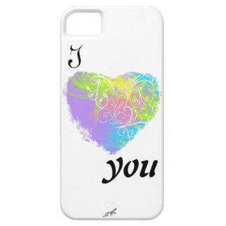 i love you iPhone 5 cases