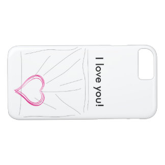 I love you! iPhone 8/7 case