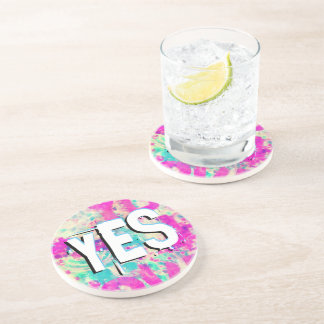 I Love You JESUS Coaster