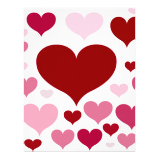 I Love You_ Custom Letterhead